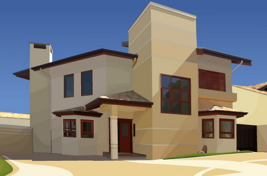 New home designs latest uk homes designs for Home design ideas in uk