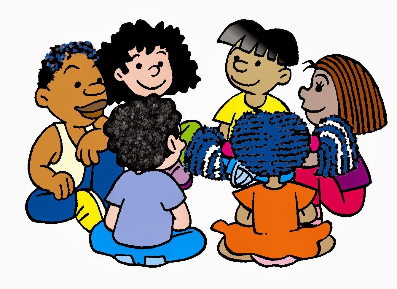 Manchmal sind die Kinder sehr aufgedreht und brauchen Aktivitäten, um ...