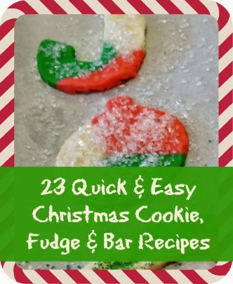 23 quick easy christmas cookie fudge