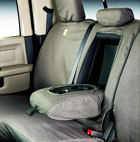 carhartt seat covers gravel armrest