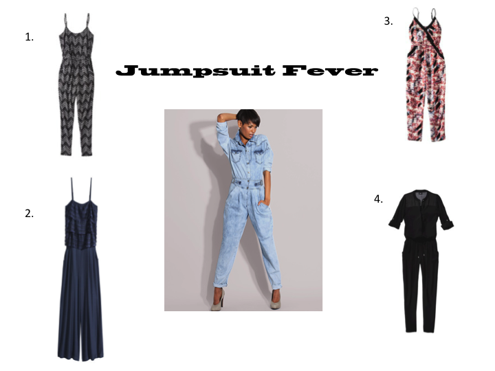 affordable jumpsuits for 2014