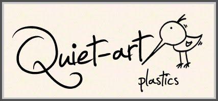 Quiet-art plastics
