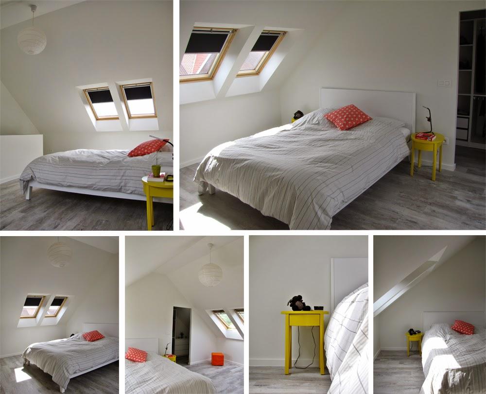 Slaapkamer Pimpen Ikea : N°21: de slaapkamer dressing en de bureau