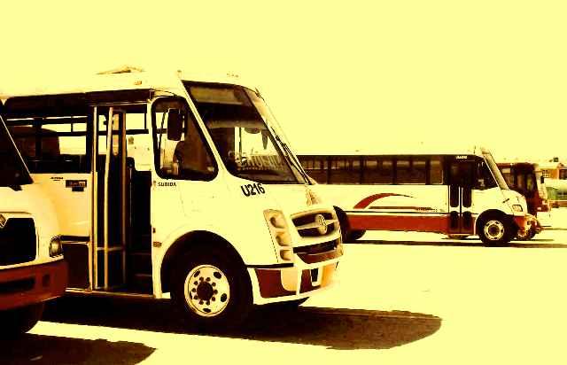 4 horas suspenden servicio los Puebla-Cholula
