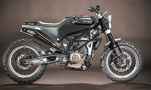 Si Tua garang, Moge Terbaru Dari Husqvarna Motorcycles
