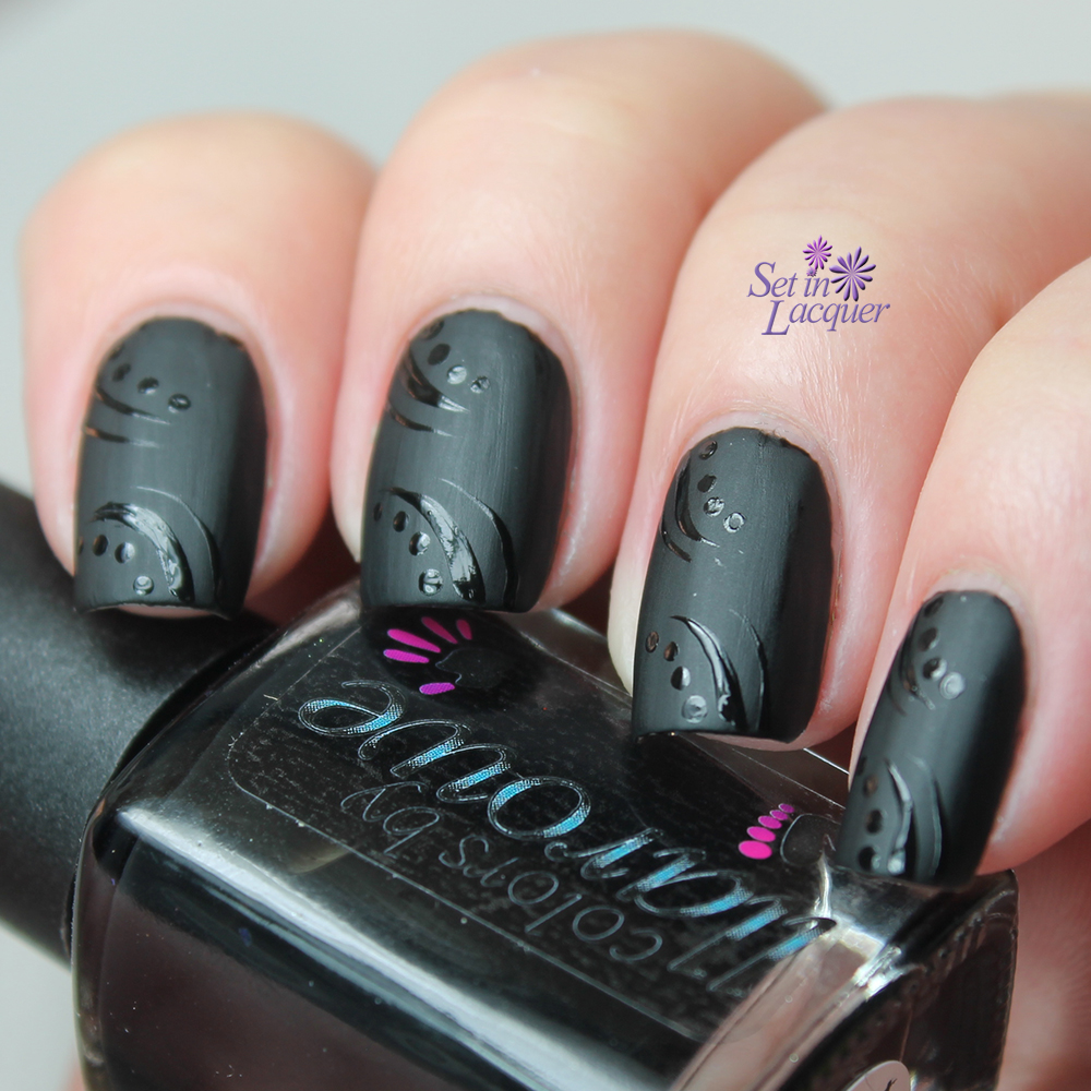 Matte or glossy? How about both? - Set in Lacquer