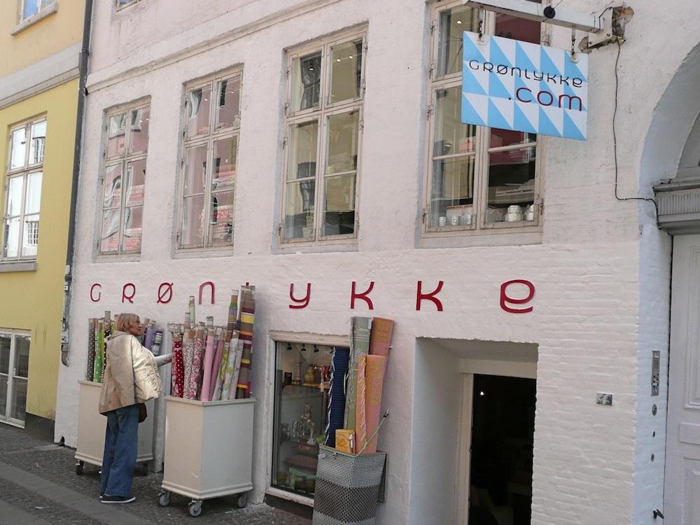 Dänische stoffe  Miss Margerite: Kopenhagen und die Liebe zum Stoff