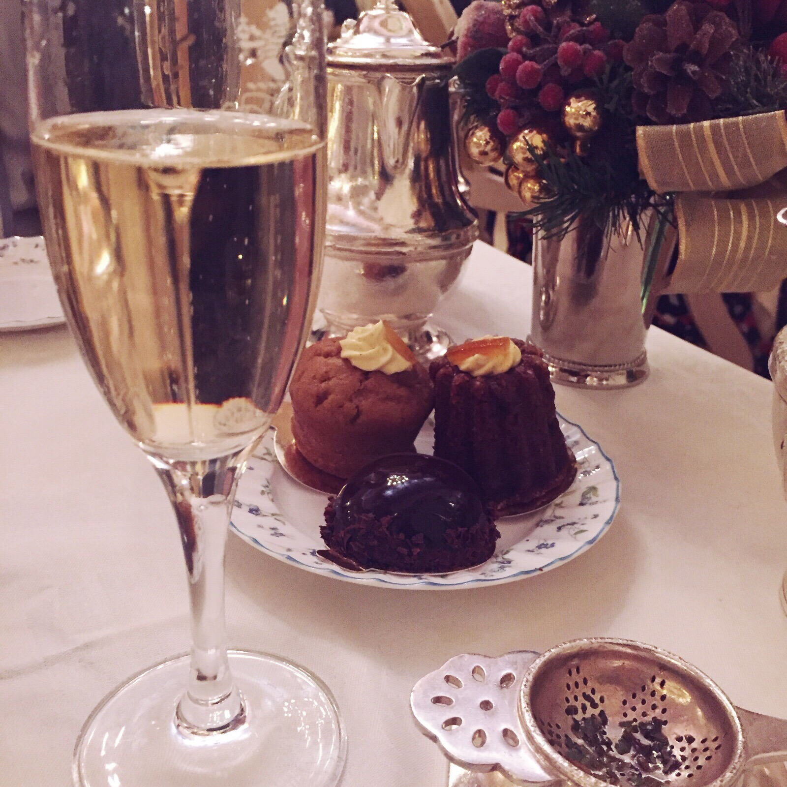 the ritz afternoon tea review