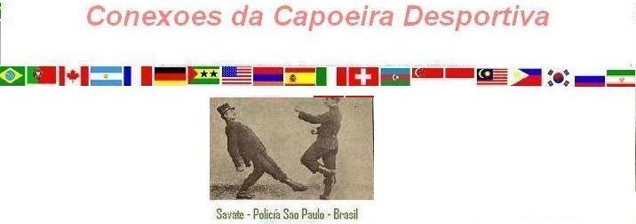 Conexoes da Capoeira Desportiva