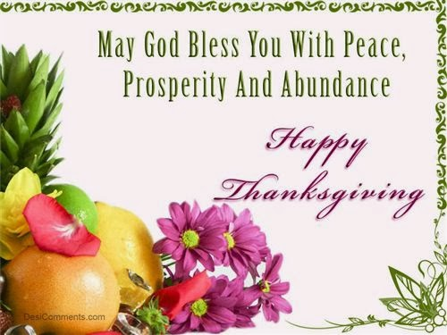 Top Happy Thanksgiving Greetings For Facebook