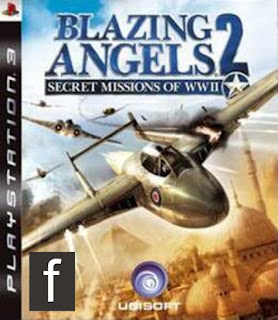 Blazing Angels 2 Secret Missions Of WWI - PS3