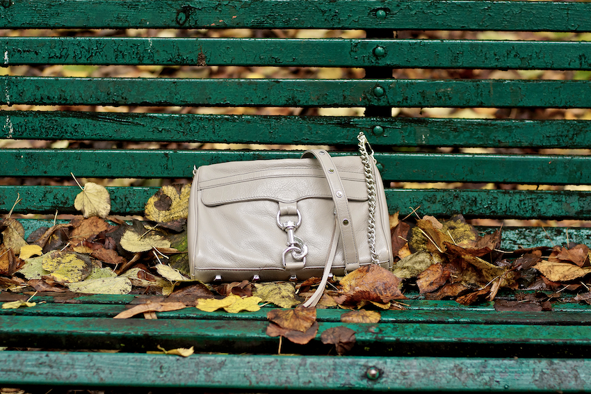 rebecca minkoff bag mac grey