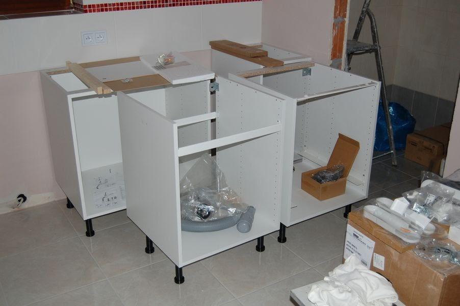 Dziennik budowy, budujemy nasz pierwszy dom projekt spokojna przystań M36a M   -> Montaż Kuchni Ikea Lublin