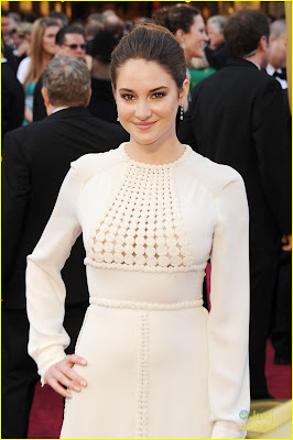 Hollywood Actres Shailene Woodley