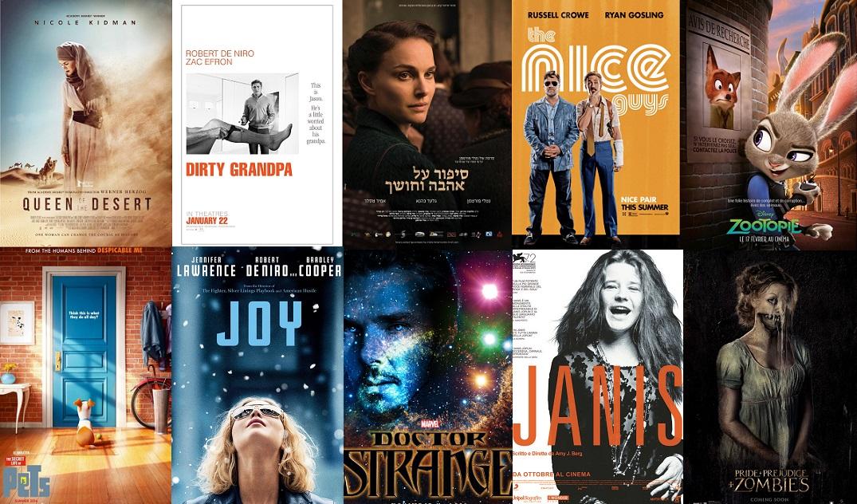 pocahontas recenzuje: Premiery filmowe 2016 Christian Bale Western