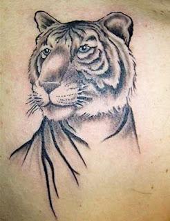 Tatuagens de Tigres