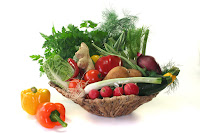 picture of raw foods