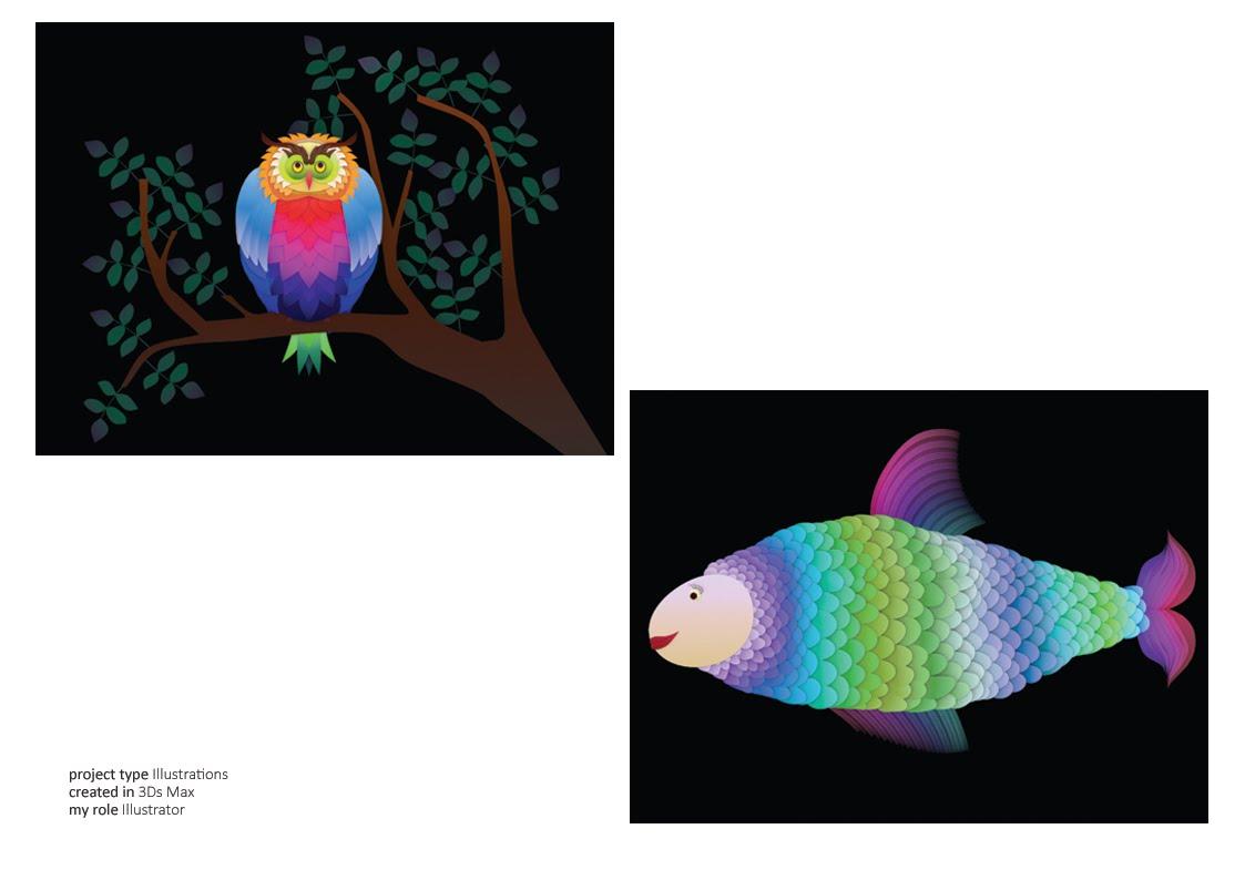 Illustration fish