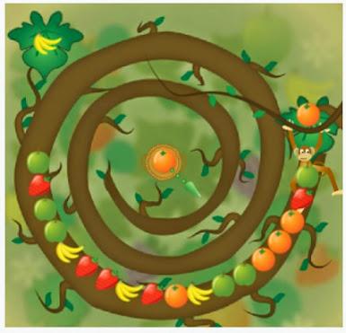 Desafio das frutas.