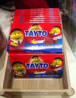 Tayto chocolate (Photo: @WaffleWaitress)