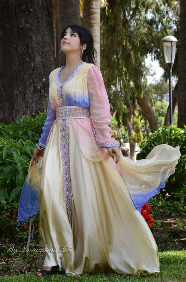 Maison de couture 2014 new caftan maghrebi 2014 for Akay maison de couture