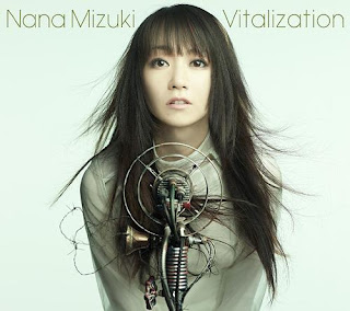 Nana Mizuki 水樹奈々 - Vitalization