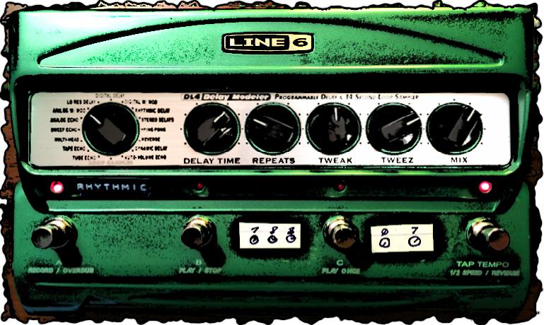 Line 6 DL4 Settings