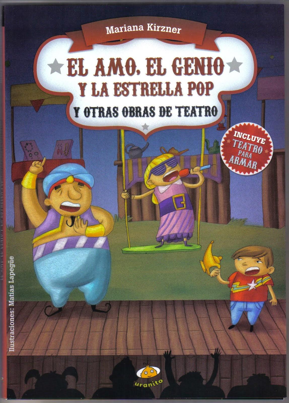 """""""El amo, el genio y la estrella pop"""""""