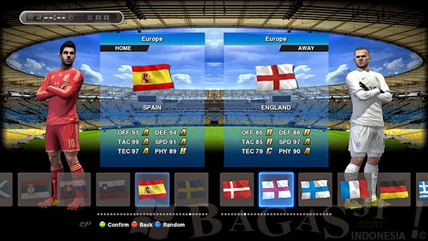 Patch PES 2013 Ultimate World Cup