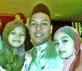 Hubby & kids
