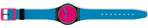 reloj verano colores