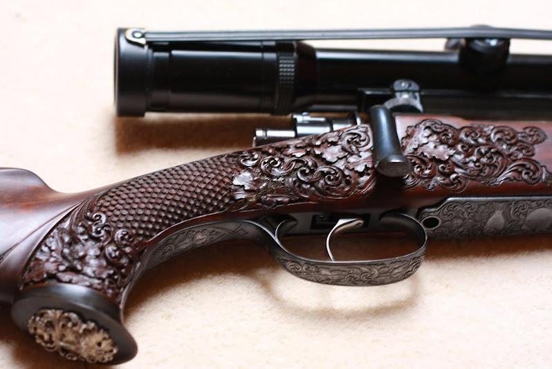 Originál závěr kulovnice Mauser