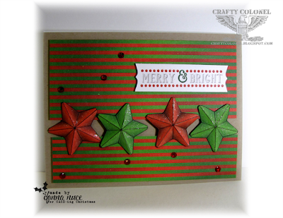 Crafty Colonel Donna Nuce, For CASE-ing Christmas, DeeDee's Digis, MHK designs
