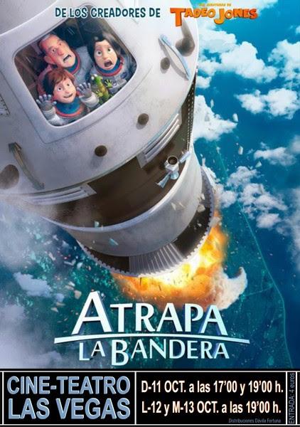 Cine: Atrapa al Bandera
