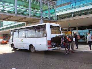 Aerobus, Madeira, Portugal, La vuelta al mundo de Asun y Ricardo, round the world, mundoporlibre.com