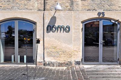 ristorante Noma Copenaghen