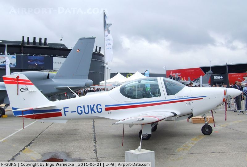 G120A Trainer and Aerobatic Aircraft