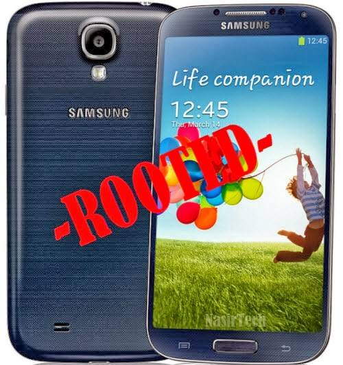 How To Flash TWRP Custom Recovery And Rooting Android Phone ZCUJOA3 Android 5.0.1 Lollipop Firmware Galaxy S4 GT-I9500