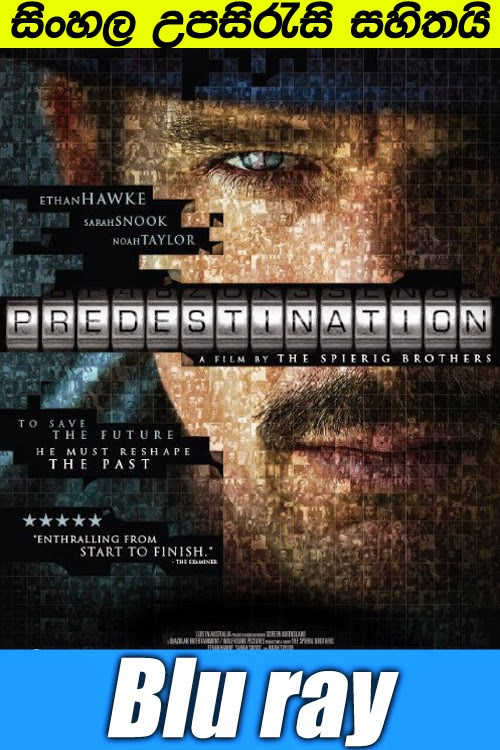 Predestination 2014 Full movie With Sinhala Subtitle