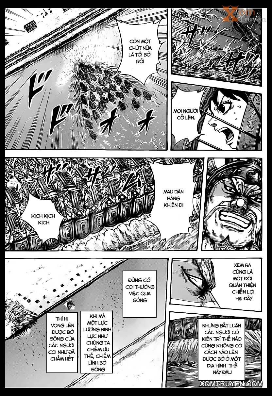 Kingdom – Vương Giả Thiên Hạ (Tổng Hợp) chap 417 page 9 - IZTruyenTranh.com