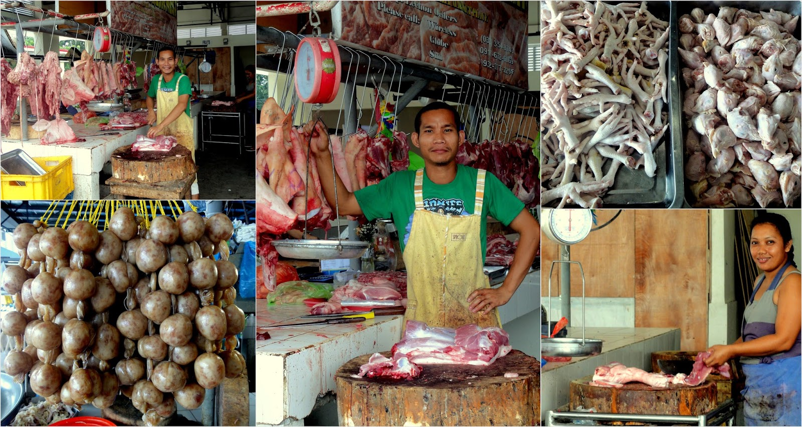 Philippine Local Market: The ?Market Place? in Minglanilla, Cebu
