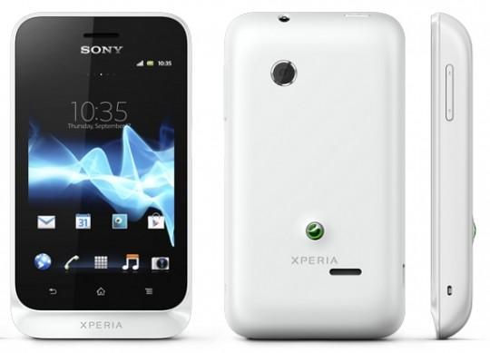 Harga Sony Xperia Tipo di Indonesia