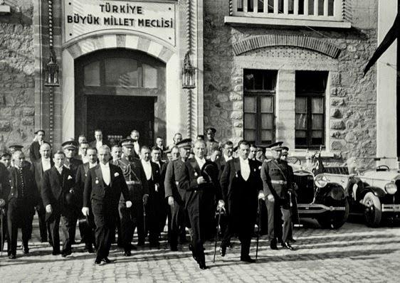 Türkiye Büyük Millet Meclisi'nin kurulma amacı neydi? (Hıyanet-i Vataniye Kanunu)