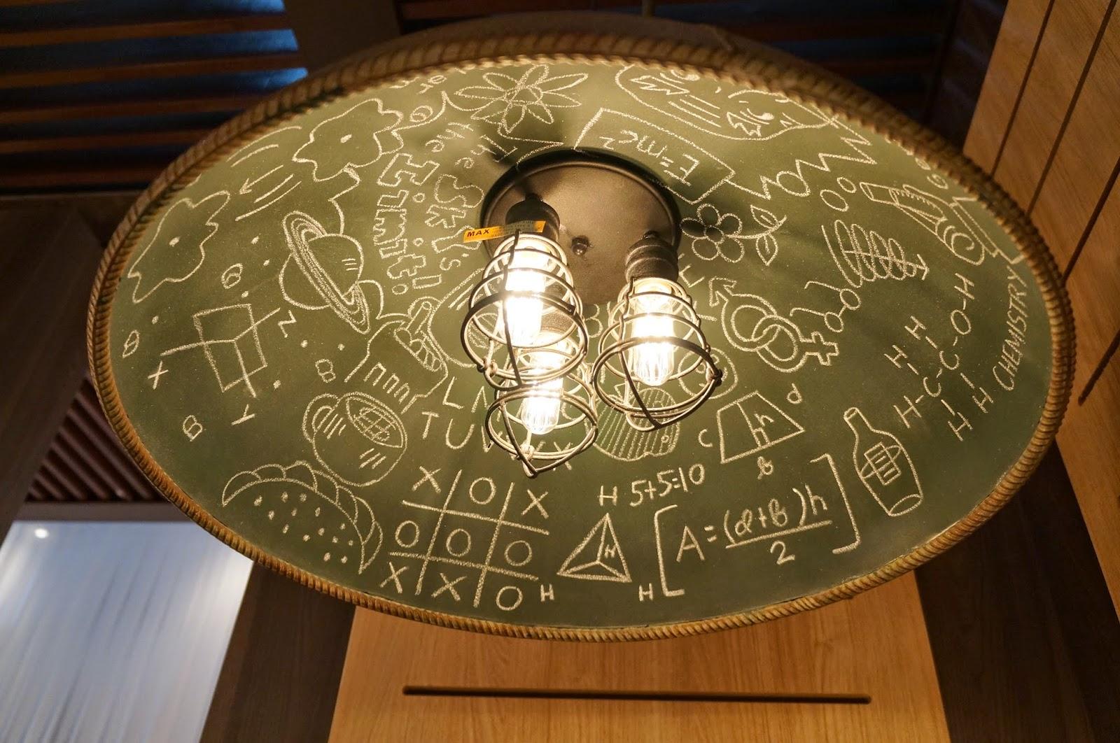 pendente Relativity de ferro forjado à mão - Troy Lighting - Expolux 2014