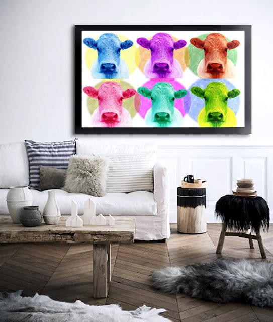 cuadros pop art, en tienda online cuadros de autor