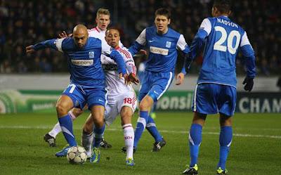 Racing Genk 1 - 1 Bayer Leverkusen (1)