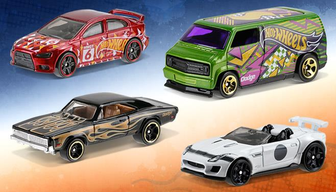 hot wheels special colors kmart collectors day