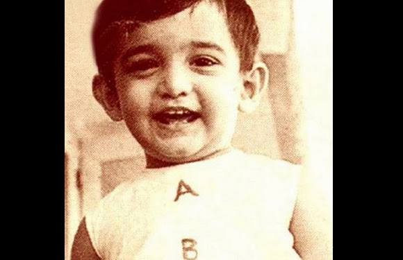 childhood rare photos of amir khan