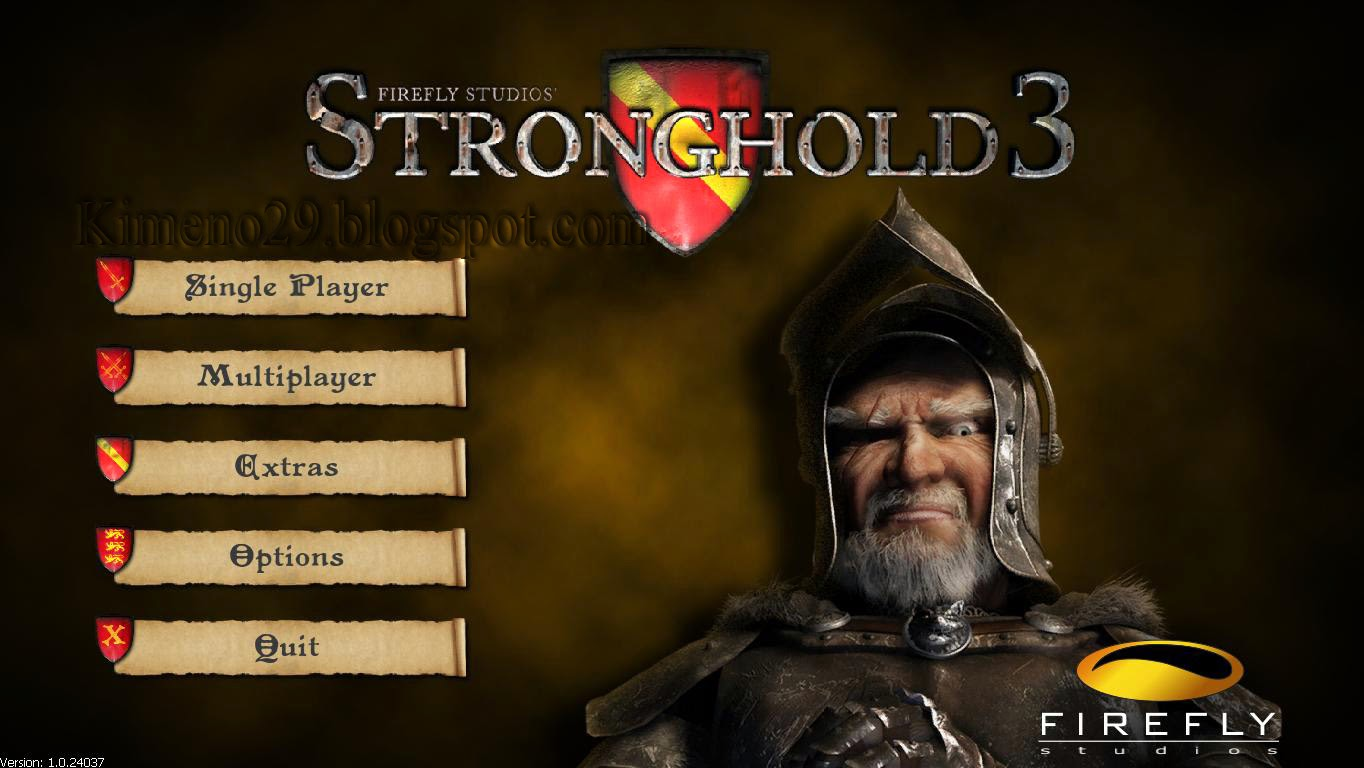 100 3 Begin stronghold version, game download version 2013. High rip seria