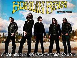 Howlin Rain en concierto en Madrid, Barcelona y Hondarribia en Septiembre